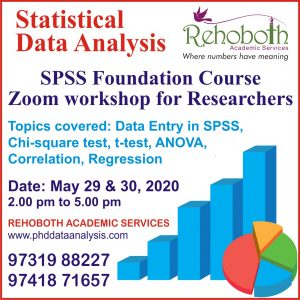 Zoom SPSS promo